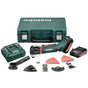 METABO AKKU MULTITOOL MT 18 LTX COMPACT 2X2